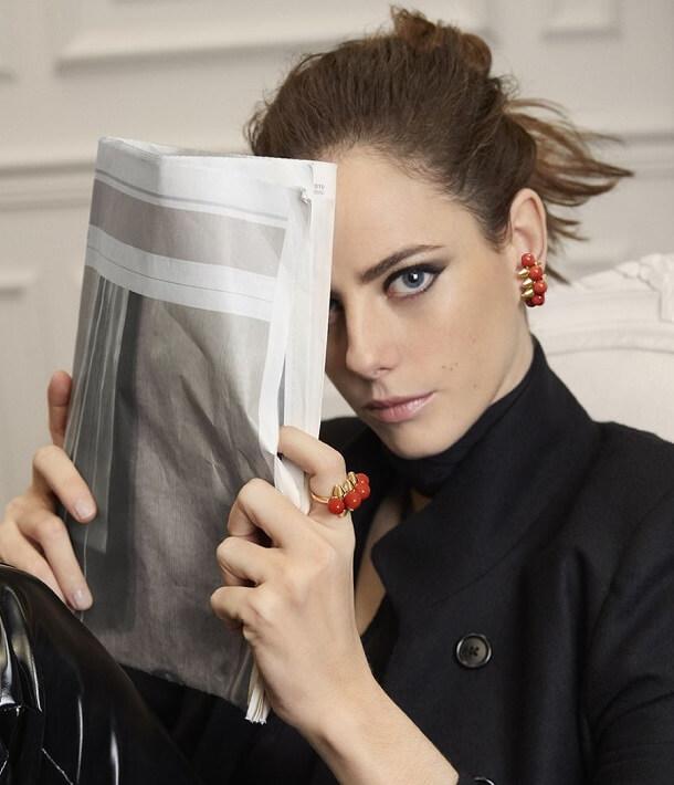 Cartier Kaya Scodelario