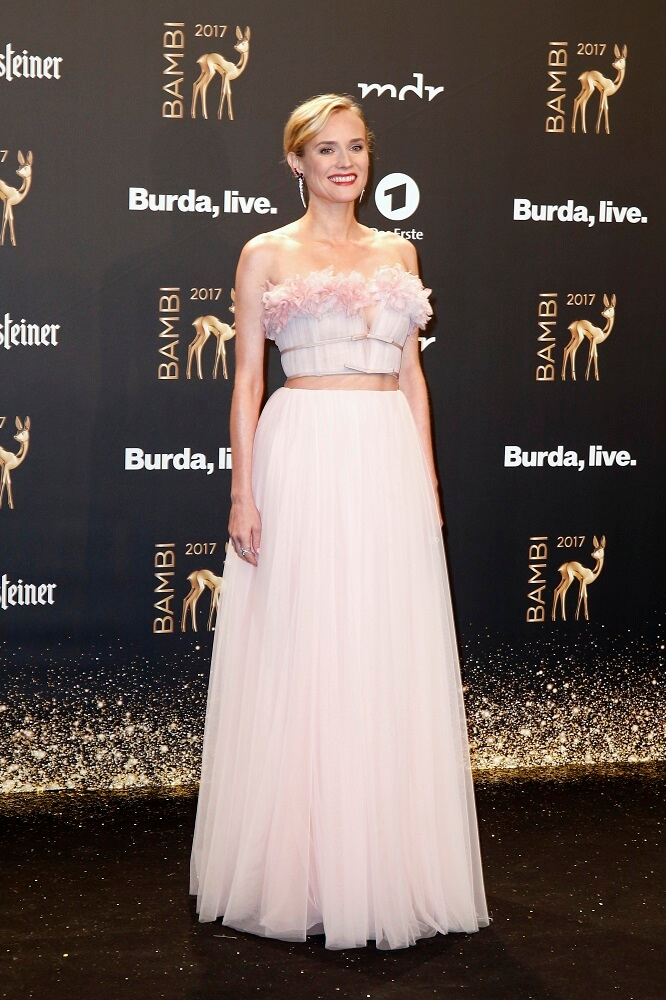 Diane Kruger bijoux