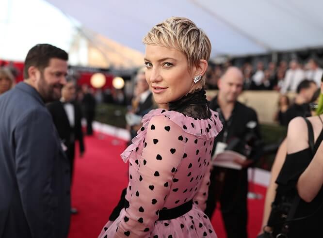 Kate Hudson au SAG Awards 2018 à Los Angeles